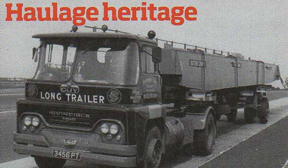 Heritage Commercials Article